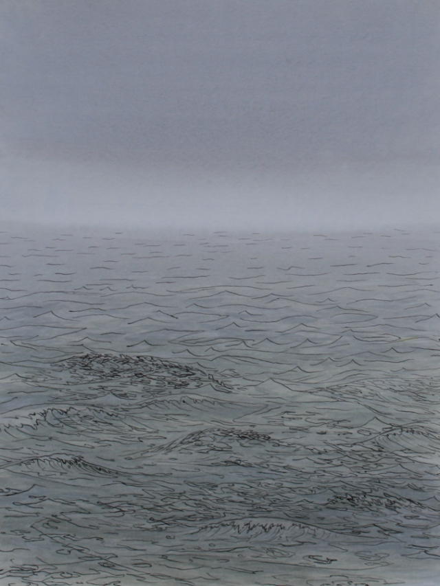Ariel Cusnir. 19 hs (de la serie Atlantis). 2012