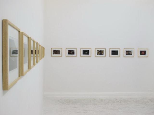 Bruno Dubner - Las muertas 1 - vista de instalación