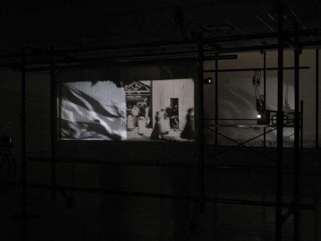 Andrés Denegri - Éramos esperados - 16mm - 2013