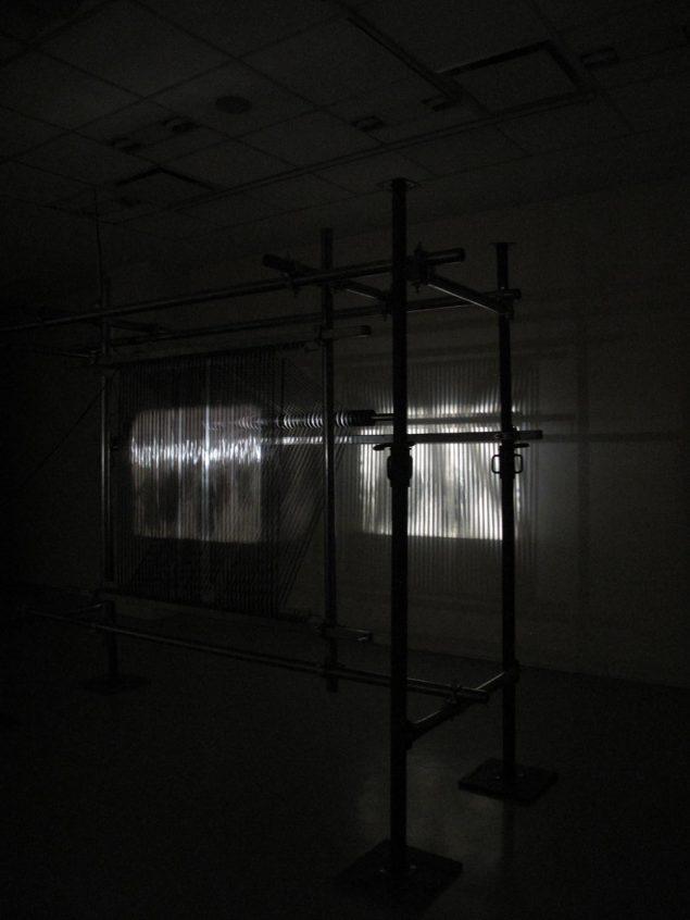 Andrés Denegri - Éramos esperados (plomo y palo), 2013