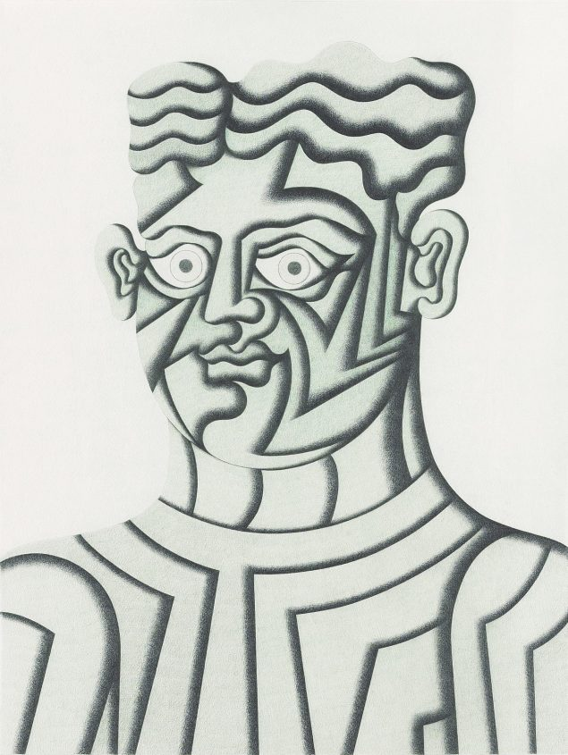 Roberto Aizenberg - Retrato 1982