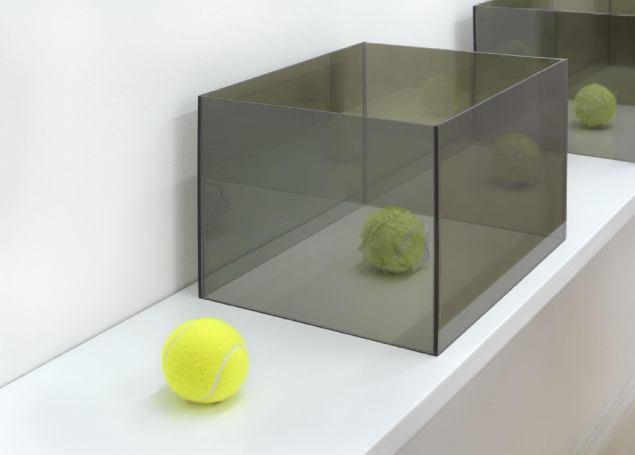 Pablo Accinelli - Relación externa, 2014 - detalle
