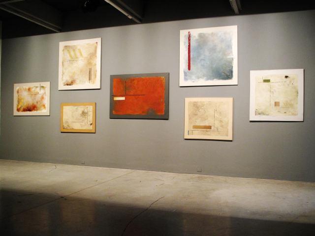 11-Exposicion-Vista de instalacion-Obras de Enrique Torroja