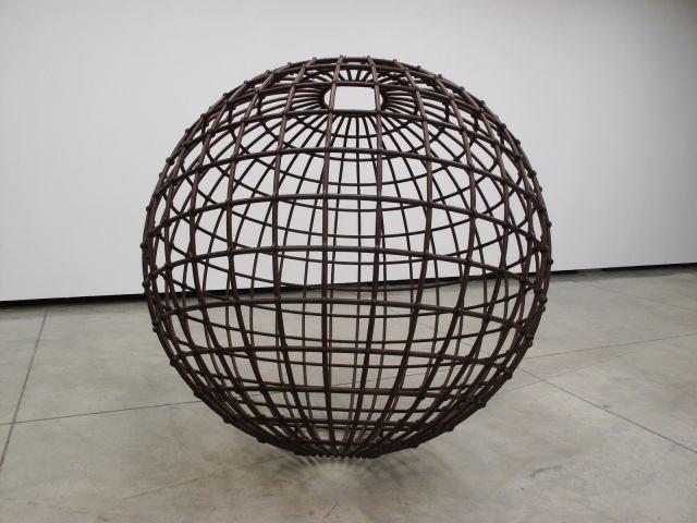 21_Mona Hatoum-Globe