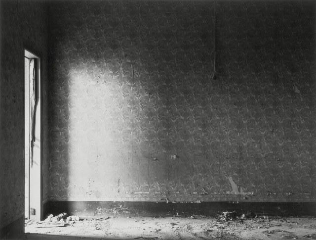 Lo obvio y lo obtuso-Humberto Rivas, Paisajes, Sin título, 1991, Fotografía, Gelatina de plata sobre papel baritado, 36 x 47 cm ch-07