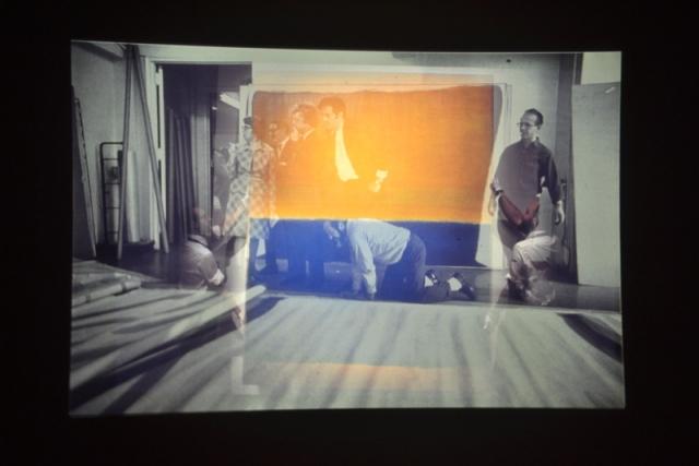 Paola_Vega_Museal_Develado-Obra en colaboración con Pedro Wainer-160 diapositivas de 35 mm. Dos proyectores-Un mueble_21