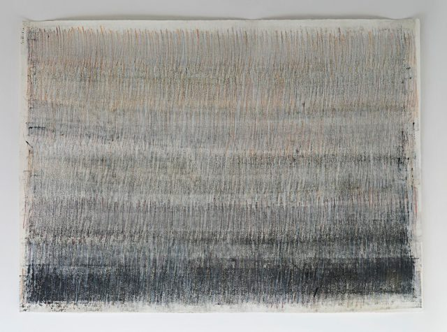 elena-loson-linea-de-horizonte-v-serie-fondo-fondo-2016-tinta-tipografica-y-lapices-de-colores-sobre-papel-80-x-100-cm-07